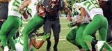 Washington Huskies Run Past Oregon As Injuries Mount For The Ducks
