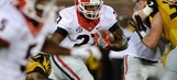 How much has UGA's offensive line/running game improved? Vanderbilt will show us