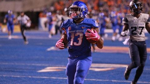 Las Vegas Bowl: Boise State vs. Mississippi State