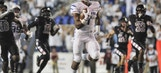 Memphis' Tony Pollard returns kick 100 yards for touchdown vs Navy