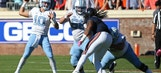 UNC Football: Tar Heels pull out trick play for touchdown