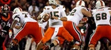 Miami Hurricanes Brad Kaaya Plays Valiantly in Loss to Notre Dame