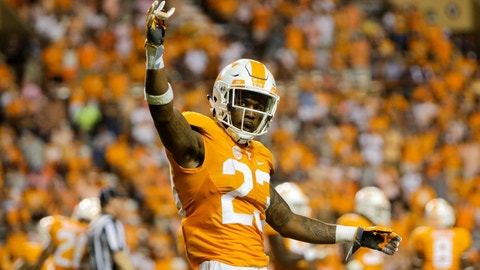 Saints: Cameron Sutton, CB, Tennessee