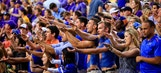 Florida Gators Football: Shoving Match Breaks Out Before LSU Game