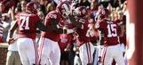Oklahoma's Football Playoff Ranking at No. 8 This Week