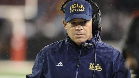 Jim Mora, UCLA | $3,450,000