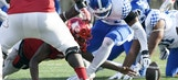 Kentucky Defense Forces 4 Turnovers in Upset of Louisville