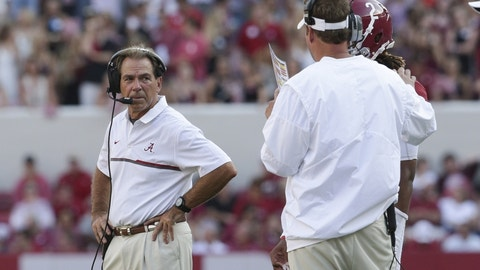 Kiffin on his relationship with Saban