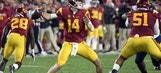 USC's Sam Darnold Named Finalist For 2016 Manning Award