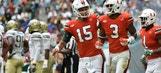Miami Hurricanes Brad Kaaya and David Njoku Have Big Decisions to Make