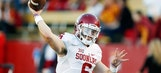 Oklahoma's Baker Mayfield discusses Heisman race, pick for the playoff, more