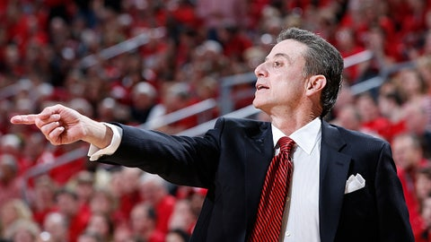 I get the sense that Rick Pitino would rather this season be over.