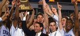 Ranking college basketball's national champions since 1985