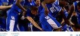 Sam Dekker changes Twitter background to Kentucky celebrating