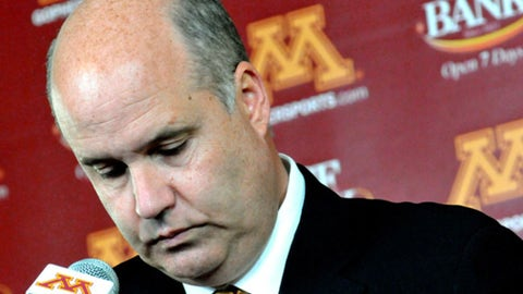 Gophers AD Norwood Teague steps down amid controversy