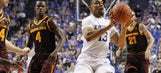 Isaiah Briscoe returning to Kentucky, Marcus Lee to transfer