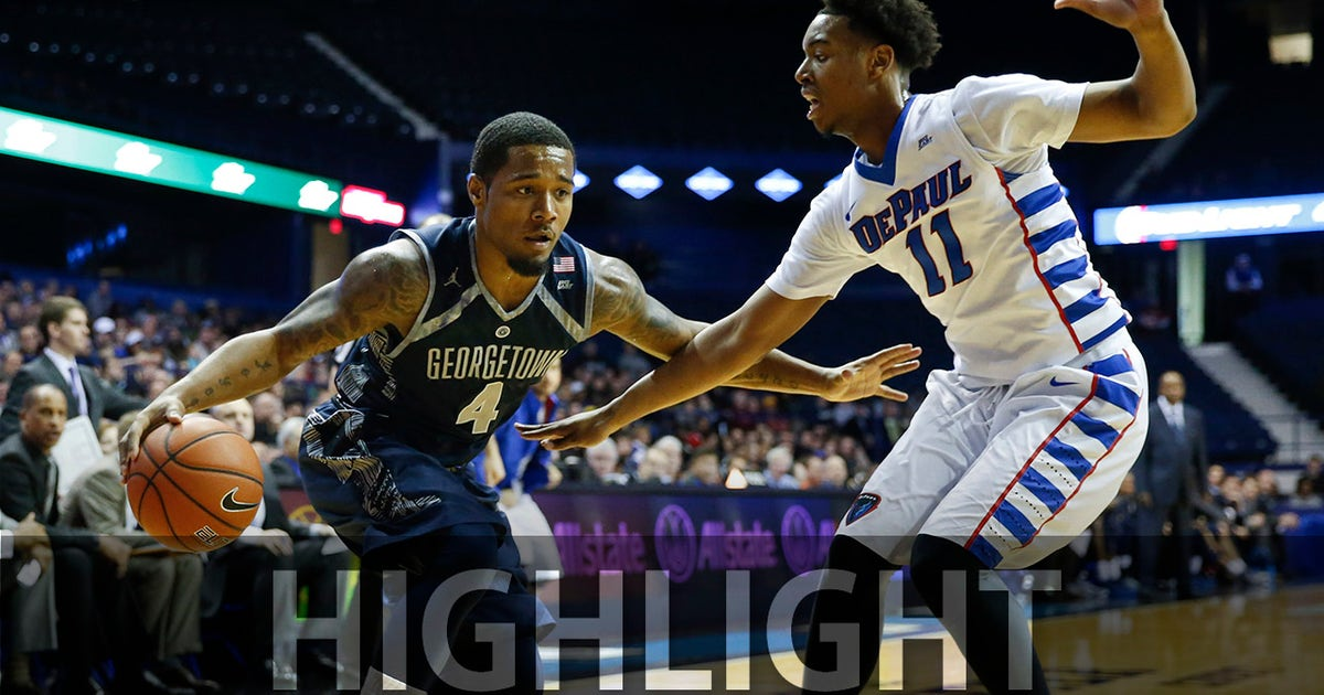 8a6c99520884 Georgetown lands much-needed win to start Big East play (VIDEO ...