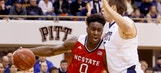 NC State races by Pitt 78-61 to earn first ACC win