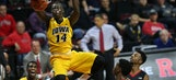 Jok has a career-high 29 as  No. 9 Iowa beats Rutgers