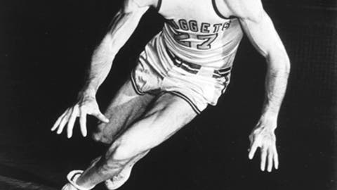 Kenny Sailors, NBA guard, Jan. 14, 1921-Jan. 30, 2016