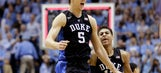 After upset of UNC, No. 20 Duke awaits word on Matt Jones