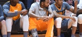 Tennessee's Kevin Punter Jr. has stress fracture in foot