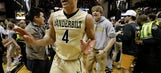 Fisher-Davis scores 20 as Vandy upsets No. 16 Kentucky 74-62