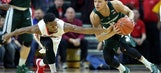 Bryn Forbes sets Big Ten record with 11 3's for No. 2 Michigan State