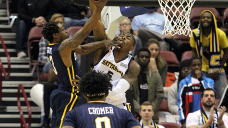 Chattanooga edges ETSU to win Southern, seal NCAA bid