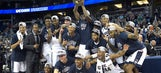 Defense, balanced scoring lifts UConn in American title game