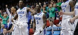 FGCU earns No. 16 seed with First Four win, will face No. 1 seed UNC