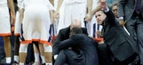 UVa routs Hampton 81-45 after Bennett collapses, returns