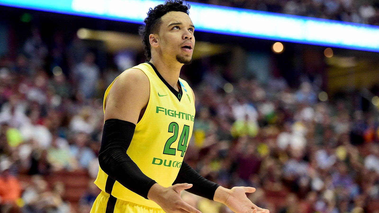 ankle oregons dillon brooks - HD 1500×1500