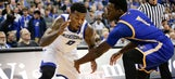 Foster scores 19, No. 22 Creighton holds off UMKC 89-82