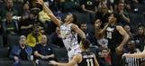 Dorsey scores 21 as No. 5 Oregon beats Army 91-77 in opener