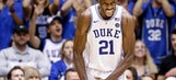 No. 5 Duke still rolling – even without 3 injured freshmen