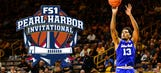 Watch the Pearl Harbor Invitational this week on FS1 and FS GO