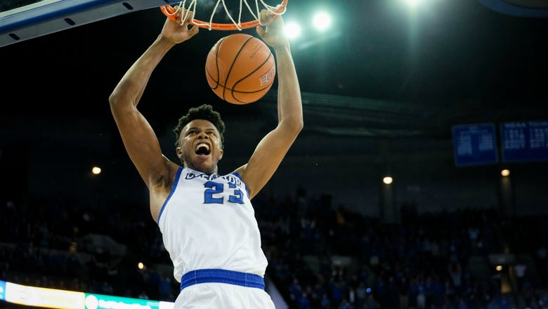 Wolves get Creighton center Patton with No. 16 pick