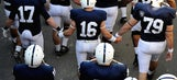Penn State football brings back classic no-name jerseys