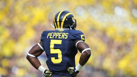 Jabrill Peppers could be the best overall player in the league
