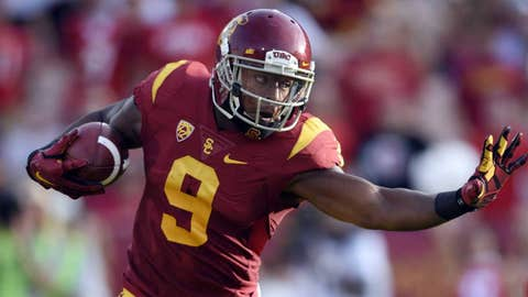 1. JuJu Smith-Schuster, Jr., USC