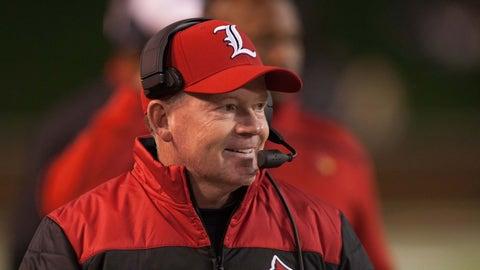 Bobby Petrino, Louisville