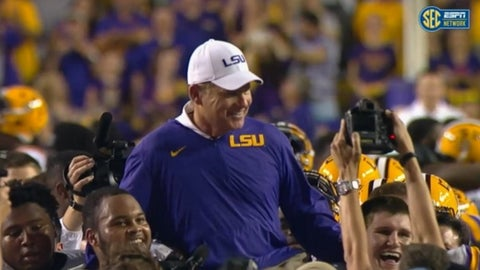 LSU isn't just any other job