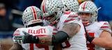 'Fragile' Buckeyes needed win over Michigan to avoid 'dire straits'
