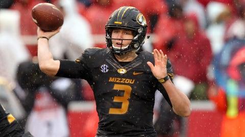 SEC East No. 6: Missouri (5-7, 2-6 SEC)