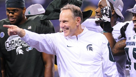 Overrated: No. 11 Michigan State,