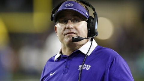 TCU at Baylor: Saturday, November 5th