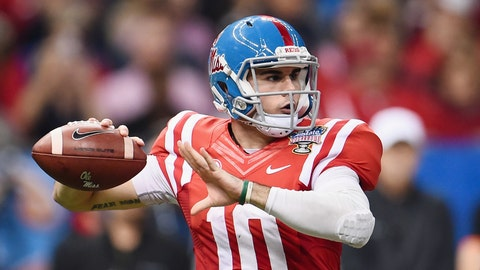Chad Kelly, QB, Ole Miss