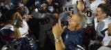 Priore, Penn crash Harvard and Dartmouth's championship party
