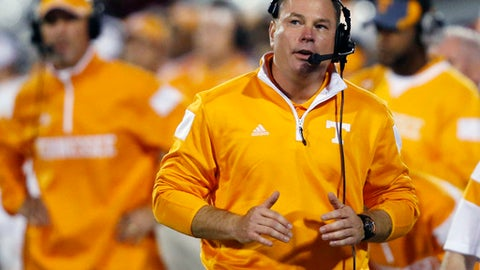No. 14 Tennessee vs. No. 19 Florida (Saturday, 3:30 p.m. ET)